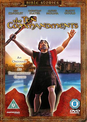 Rent Ten Commandments Online DVD Rental