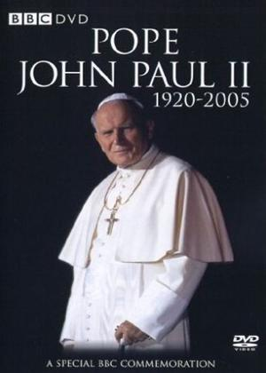 Rent Pope John Paul II: 1920 to 2005 Online DVD Rental