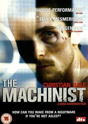 Rent The Machinist (aka El Maquinista) Online DVD Rental