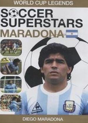 Rent Soccer Superstars: Maradona Online DVD Rental