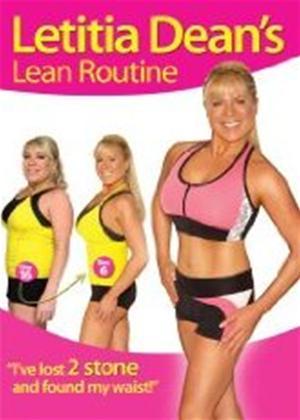 Rent Letitia Deans: Lean Routine Online DVD Rental