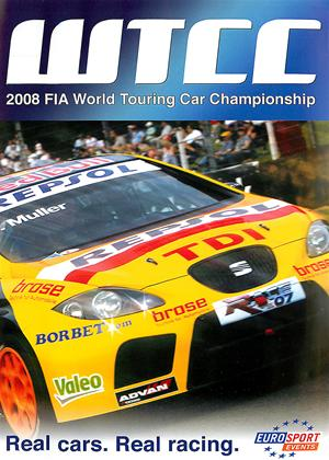 Rent World Touring Car Championship 2008 Online DVD & Blu-ray Rental