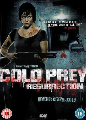 Rent Cold Prey: Resurrection (aka Fritt vilt II) Online DVD & Blu-ray Rental
