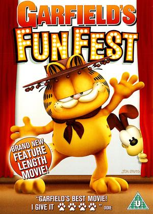 Rent Garfield's Fun Fest Online DVD Rental