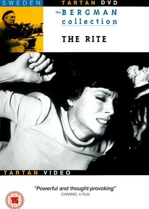 Rent The Rite (aka Riten) Online DVD Rental