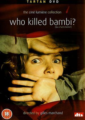 Rent Who Killed Bambi? (aka Qui a tué Bambi?) Online DVD Rental
