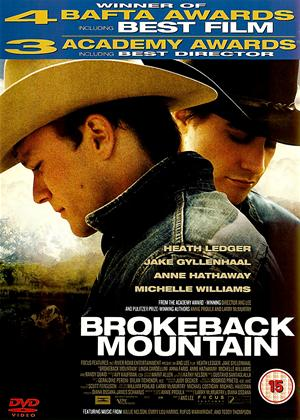 Brokeback Mountain Online DVD Rental