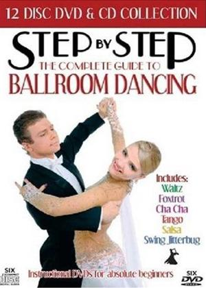 Rent Step by Step: The Complete Guide to Ballroom Dancing Online DVD Rental