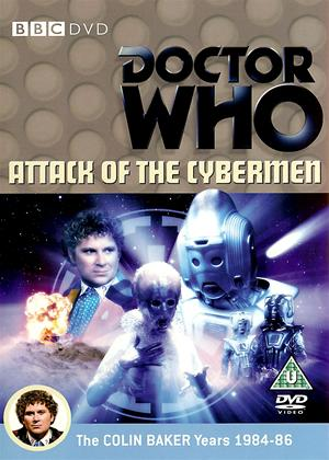 Rent Doctor Who: Attack of the Cybermen Online DVD & Blu-ray Rental