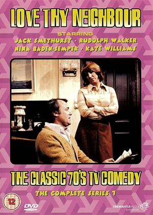 Rent Love Thy Neighbour: Series 7 Online DVD Rental