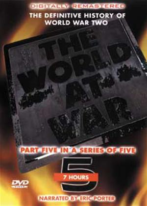 Rent The World at War: Part 5 Online DVD & Blu-ray Rental