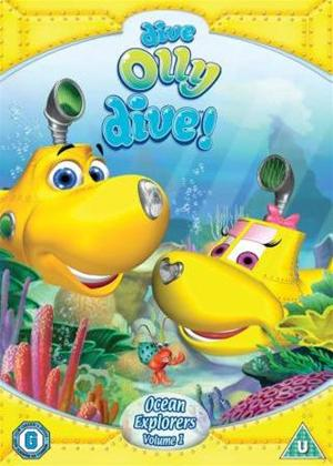 Rent Dive Olly Dive: The Big Adventure Online DVD Rental