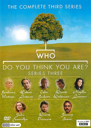 Rent Who Do You Think You Are?: Series 3 Online DVD Rental