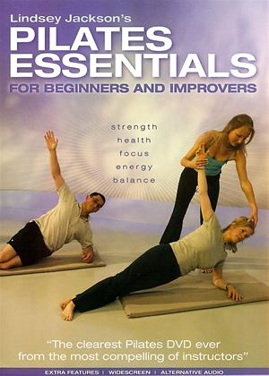 Rent Lindsey Jackson's Pilates Essentials Online DVD Rental