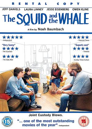 Rent The Squid and the Whale Online DVD Rental