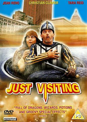 Rent Just Visiting Online DVD & Blu-ray Rental