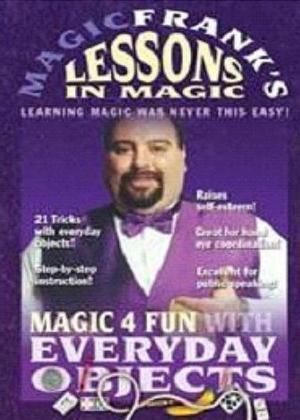 Rent Magic Frank's Lessons in Magic: Vol.1 Online DVD & Blu-ray Rental