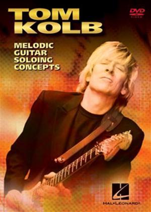 Rent Melodic Lead Guitar Online DVD Rental