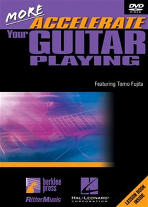 Rent More Accelerate Your Guitar Playing Online DVD Rental