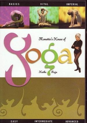 Rent Monette's House of Yoga Online DVD Rental