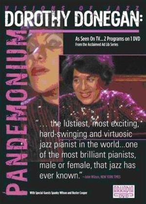 Rent Dorothy Donegan: Pandamonium Online DVD Rental