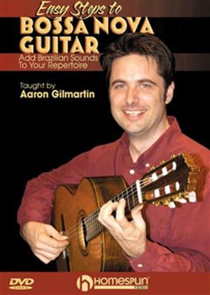 Rent Easy Steps to Bossa Nova Guitar Online DVD Rental