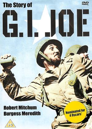 Rent The Story of G.I. Joe Online DVD Rental