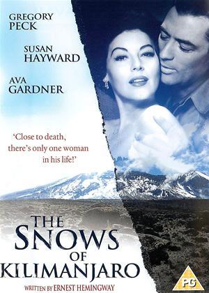 Rent The Snows of Kilimanjaro Online DVD & Blu-ray Rental