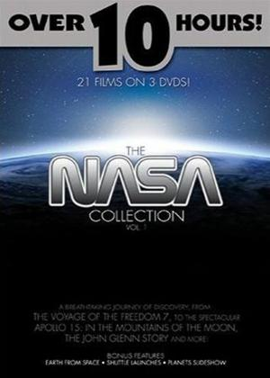 Rent The NASA Collection: Vol.1 Online DVD Rental