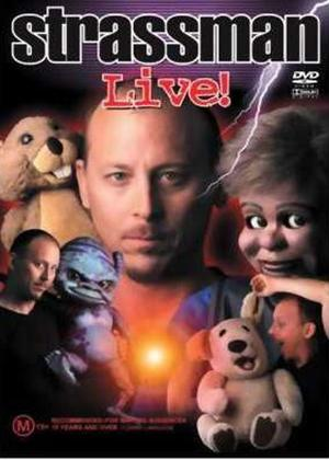Rent David Strassman: Live Online DVD Rental