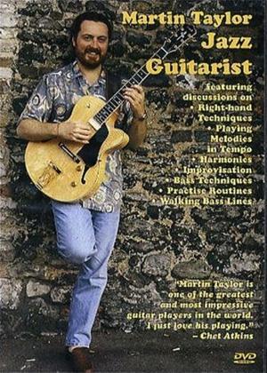 Rent Martin Taylor: Jazz Guitarist Online DVD Rental