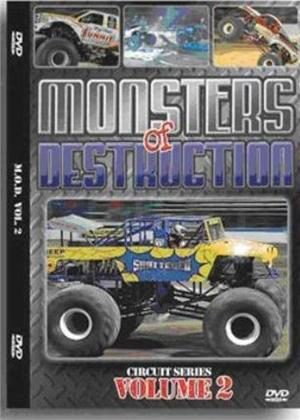 Rent Monsters of Destruction 2 Online DVD Rental
