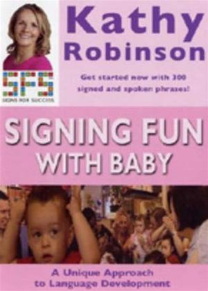 Rent Signing: Fun with A Baby: A Unique Approach to Language Devel Online DVD Rental