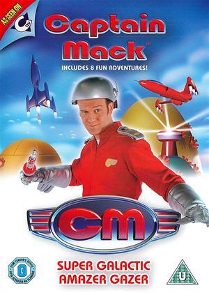 Rent Captain Mack: Super Galactic Amazer Gazer Online DVD Rental