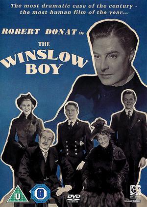 Rent The Winslow Boy Online DVD Rental