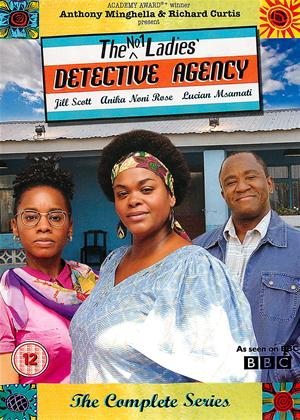 Rent The No. 1 Ladies' Detective Agency: Complete Series Online DVD & Blu-ray Rental