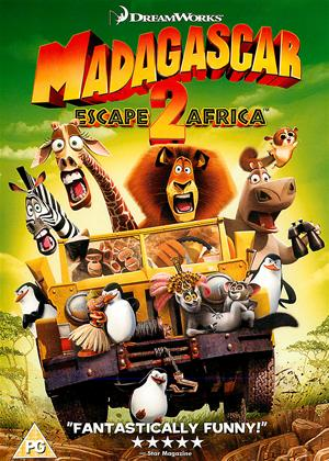 Madagascar: Escape 2 Africa Online DVD Rental