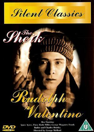 Rent The Sheik Online DVD Rental