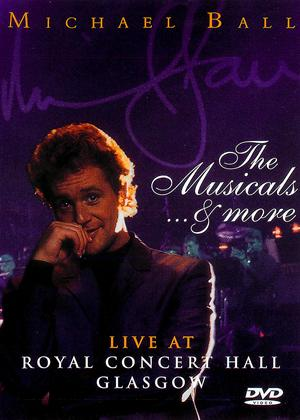 Rent Michael Ball: The Musicals and More Online DVD Rental
