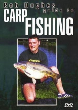 Rent Rob Hughes: Guide Carp Fishing Online DVD Rental