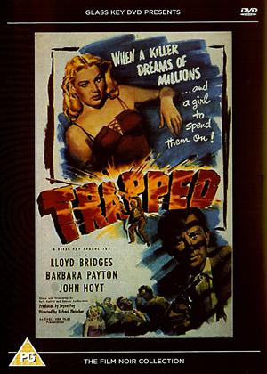 Rent The Film Noir Collection: Trapped Online DVD Rental