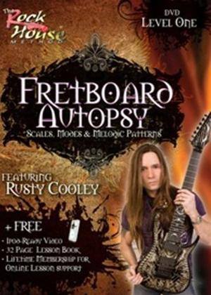 Rent The Rock House Method: Fretboard Autopsy Level One Online DVD Rental