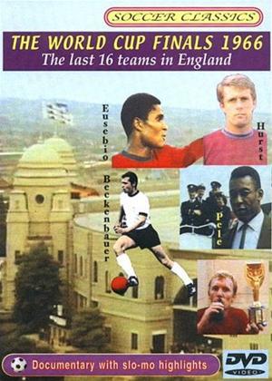 Rent World Cup Finals 1966 Online DVD Rental