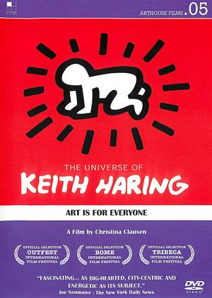 Rent The Universe of Keith Haring Online DVD & Blu-ray Rental
