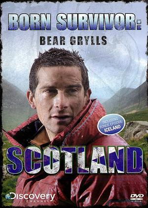 Rent Bear Grylls: Born Survivor: Scotland Online DVD Rental