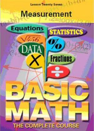 Rent Basic Maths: Measurement Online DVD Rental
