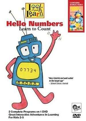 Rent Hello Numbers: Learn to Count Online DVD Rental