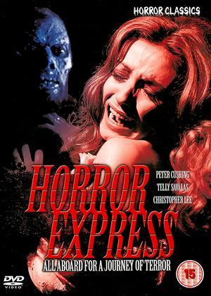 Rent Horror Express (aka Pánico en el Transiberiano) Online DVD & Blu-ray Rental