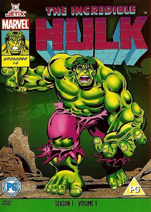 Rent The Incredible Hulk: Series 1: Vol.1 Online DVD & Blu-ray Rental