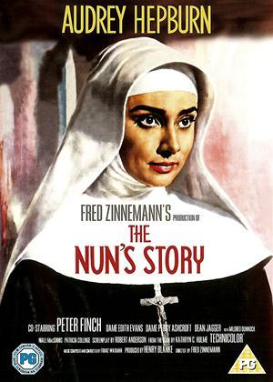 Rent The Nun's Story Online DVD Rental